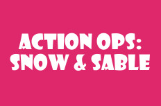 Action Ops: Snow and Sable Video Slot