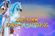 Age of the Gods: Lord of Lightning Video Slot