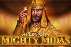 Age of the Gods: Mighty Midas Slot Machine