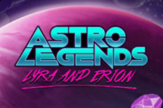 Astro Legends: Lyra and Erion Video Slot