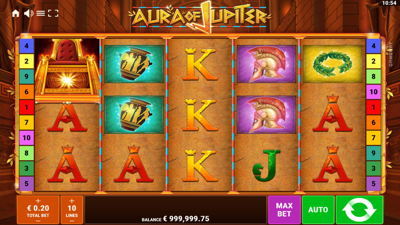 Aura of Jupiter Slot Game