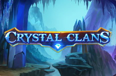 Crystal Clans Video Slot
