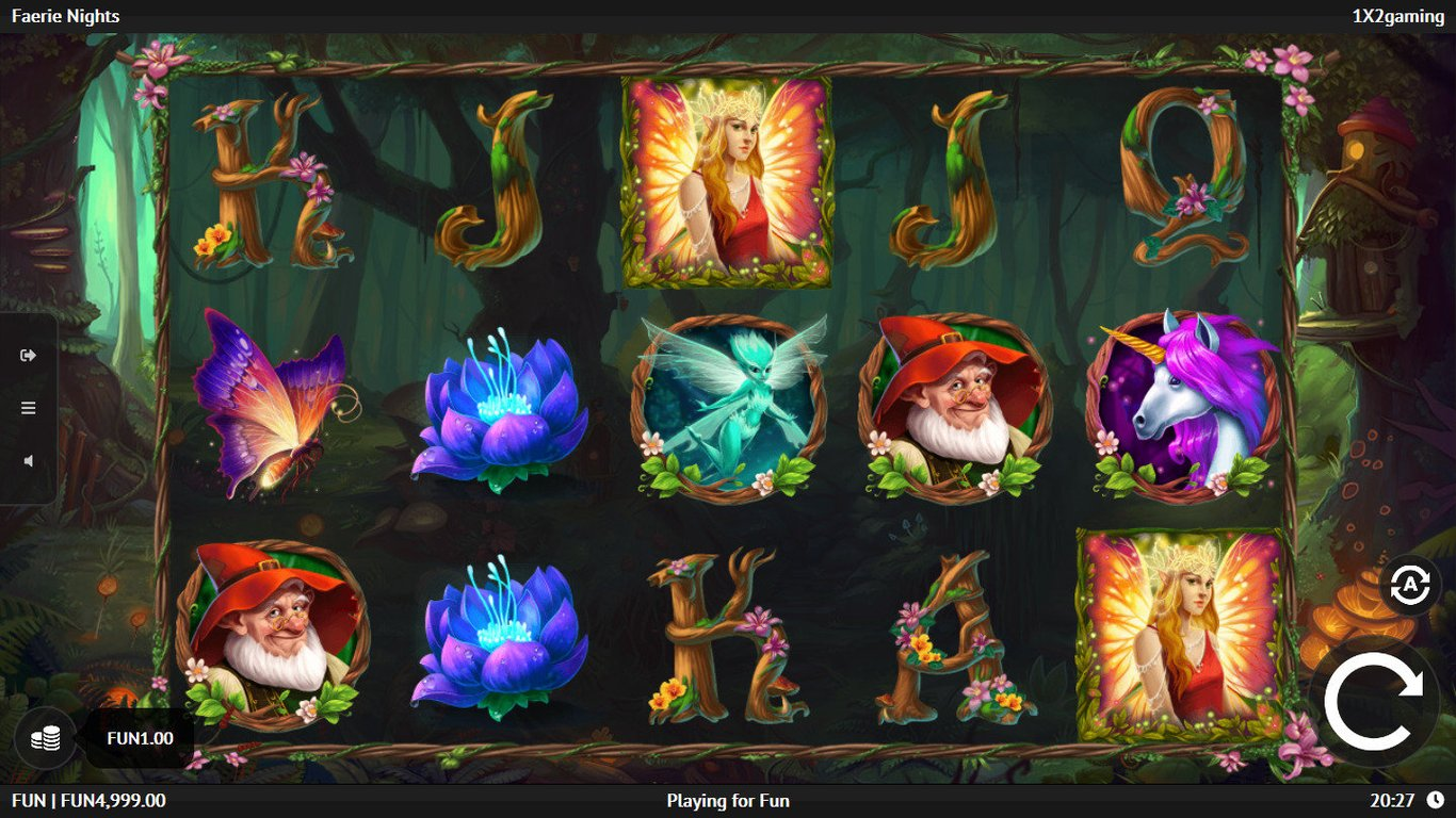 Fairie Nights Slot Game