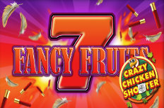 Fancy Fruits Crazy Chicken Shooter Video Slot