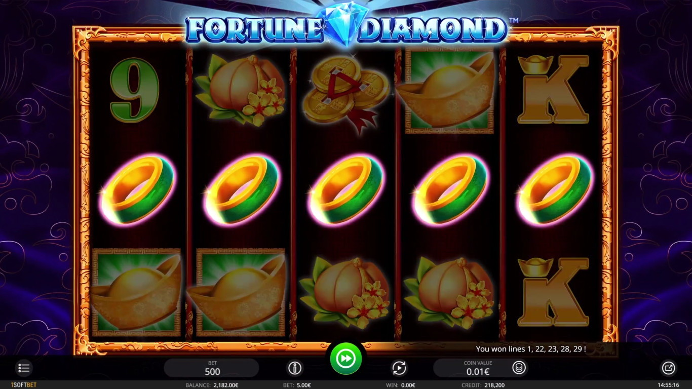 Fortune Diamond Slot Game