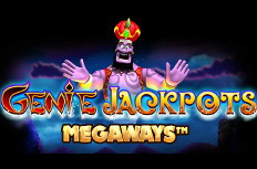 Genie Jackpots MegaWays Video Slot