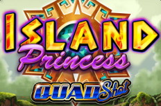 Island Princess Quad Shot Video Slot