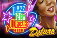 Jazz of New Orleans Deluxe Slot Machine