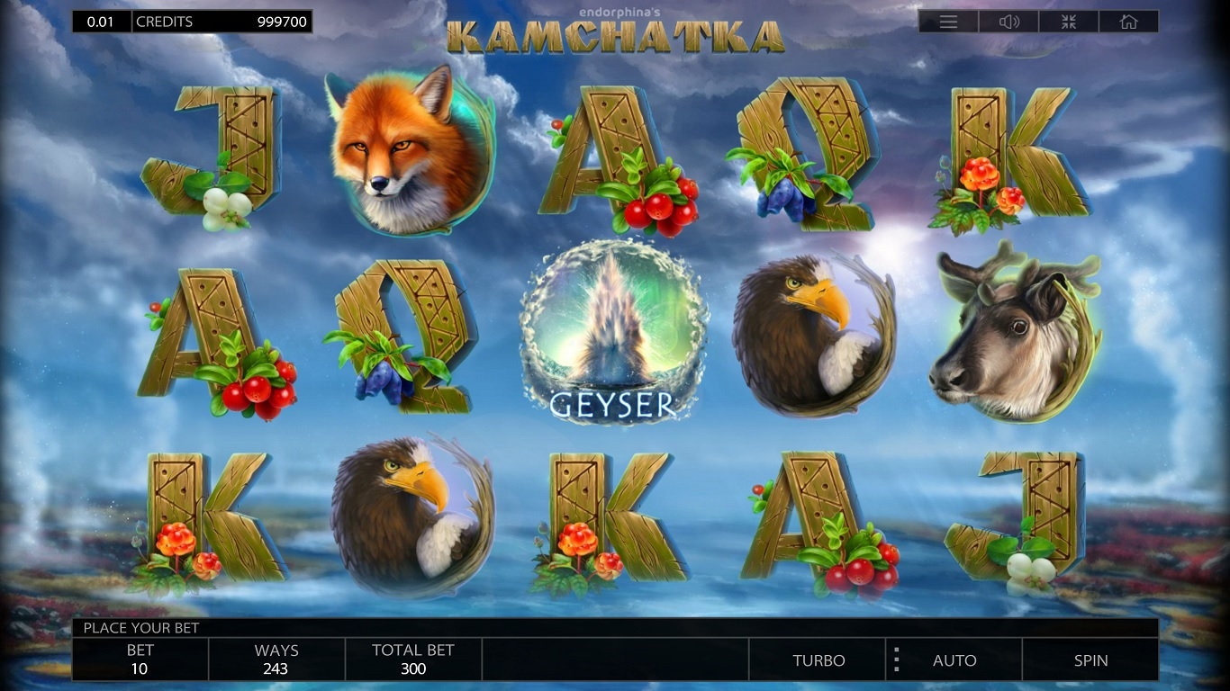 Kamchatka Slot Game