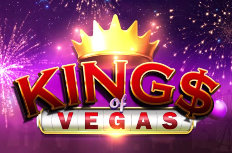 Kings of Vegas Video Slot