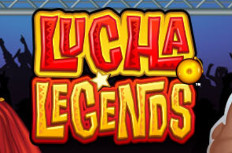Lucha Legends Video Slot