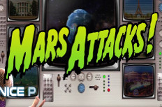 Mars Attacks Video Slot