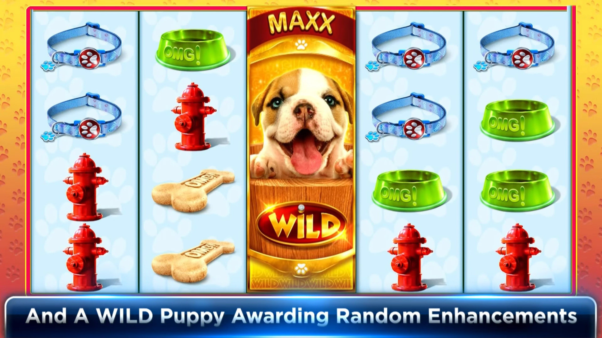 OMG! Puppies Slot Game
