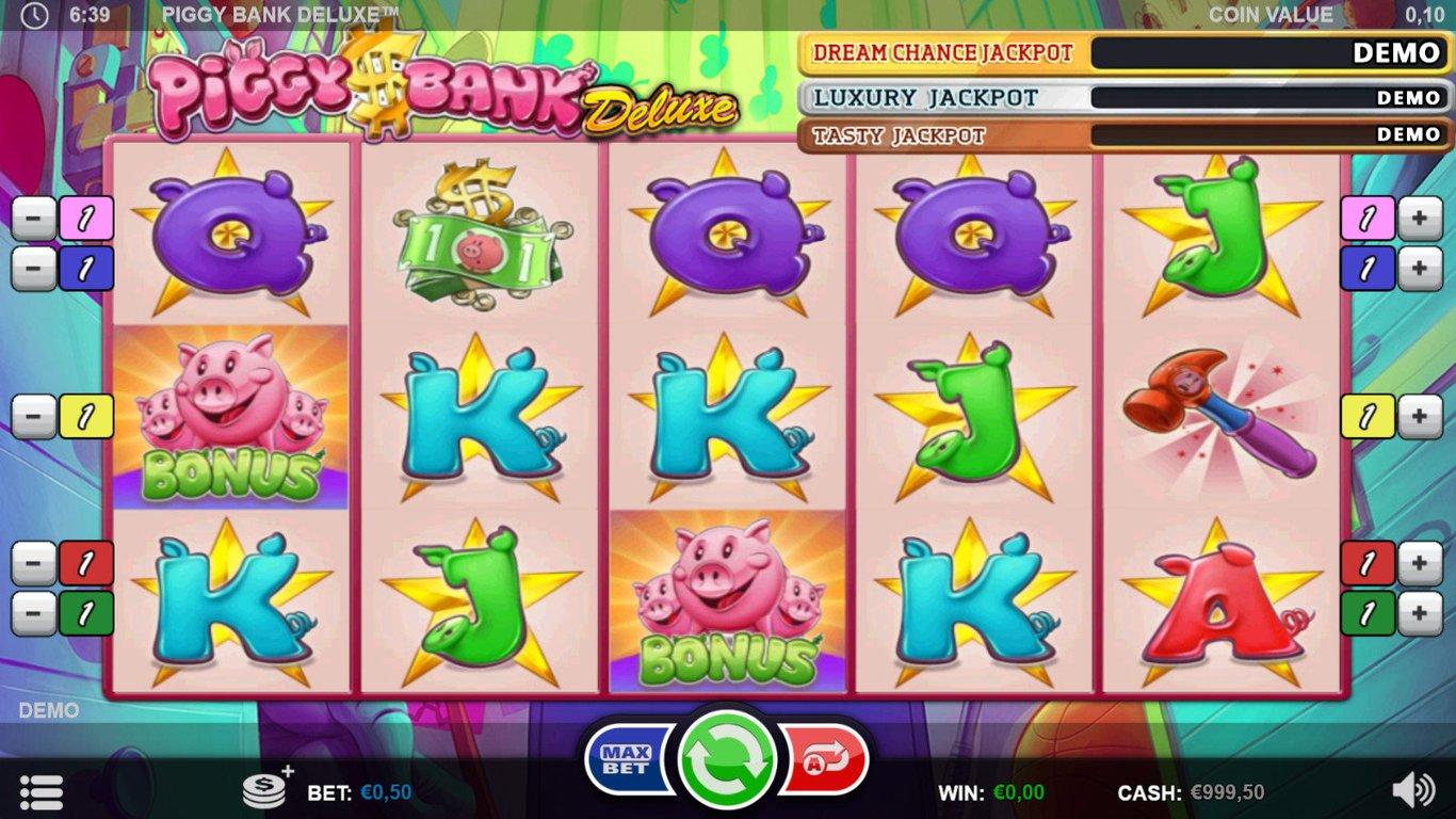 Piggy Bank Slots