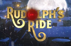 Rudolphs Ride Slot Machine