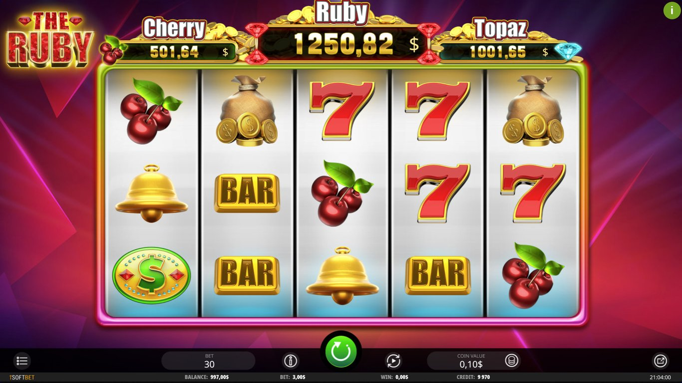 The Ruby Slot Game