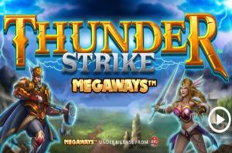 Thunder Strike MegaWays Video Slot