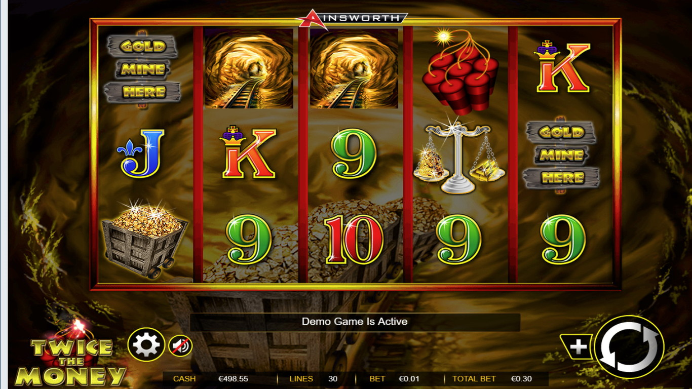Twice the Gold Slot Game