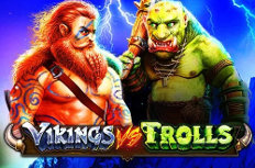 Vikings vs Trolls Video Slot