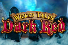 Wicked Tales Dark Red Video Slot
