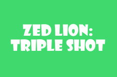 Zed Lion: Triple Shot Video Slot