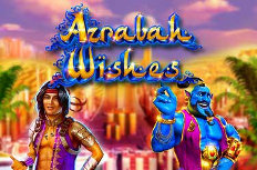 Azrabah Wishes Video Slot