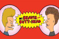 Beavis and Butt-Head Video Slot