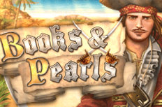 Books and Pearls Video Slot