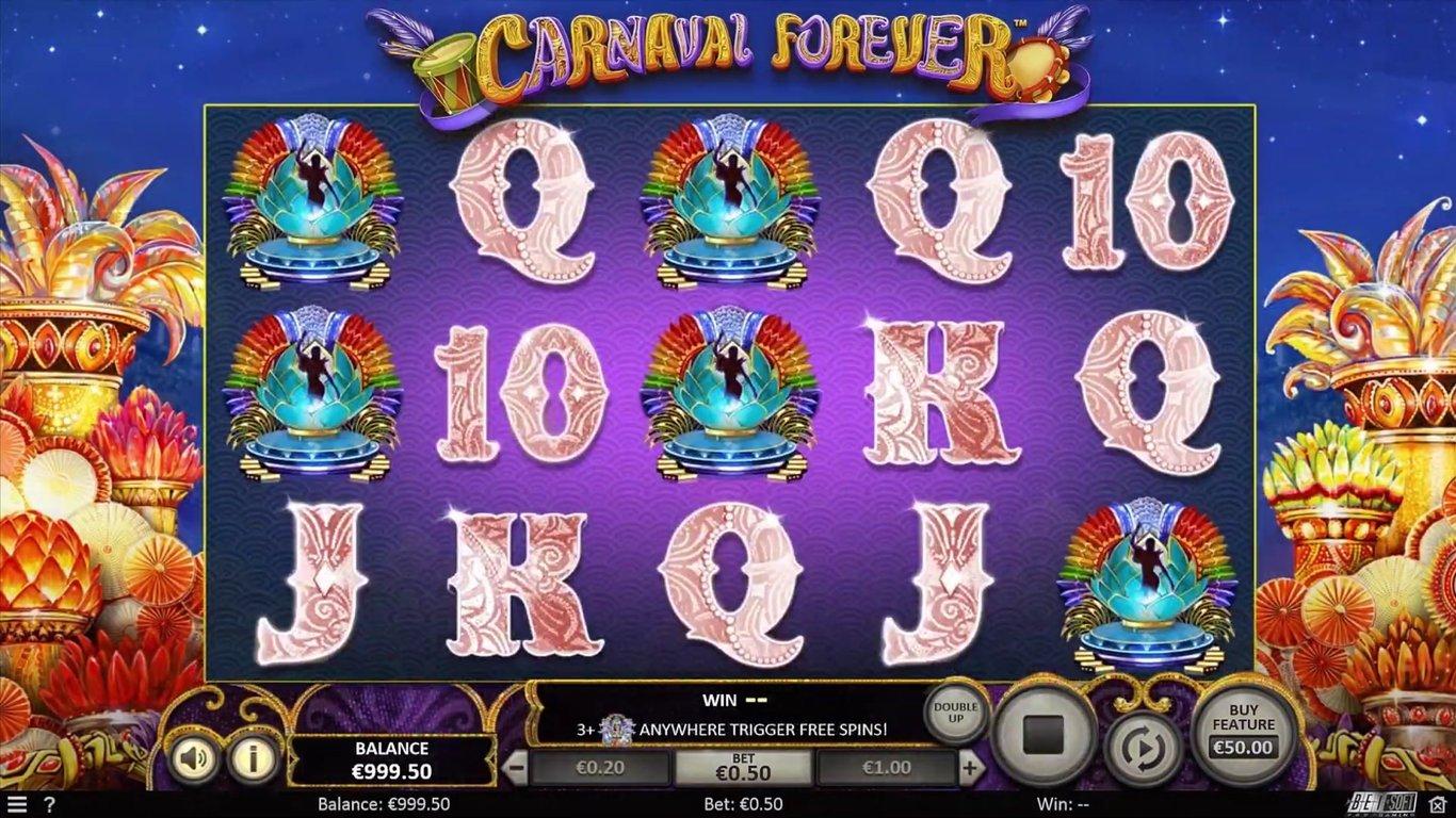 Carnival Forever Slot Machine
