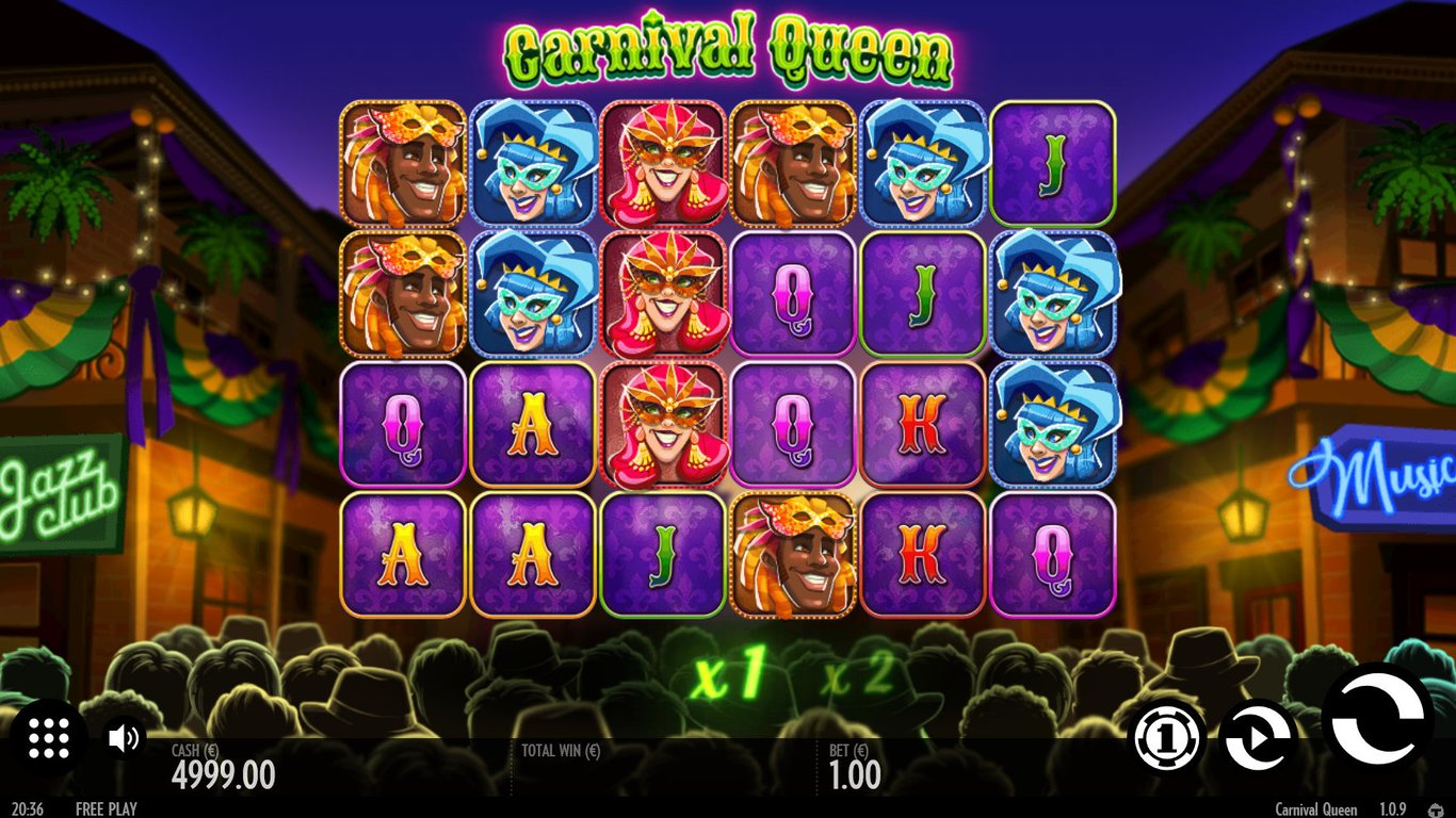 Website carnival queen thunderkick casino slots apps