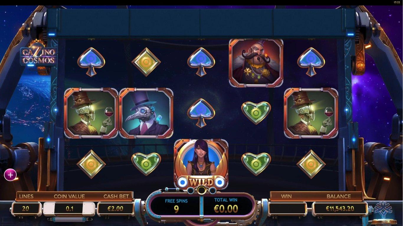 New Yggdrasil Slot