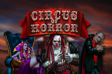 Circus of Horror  Video Slot