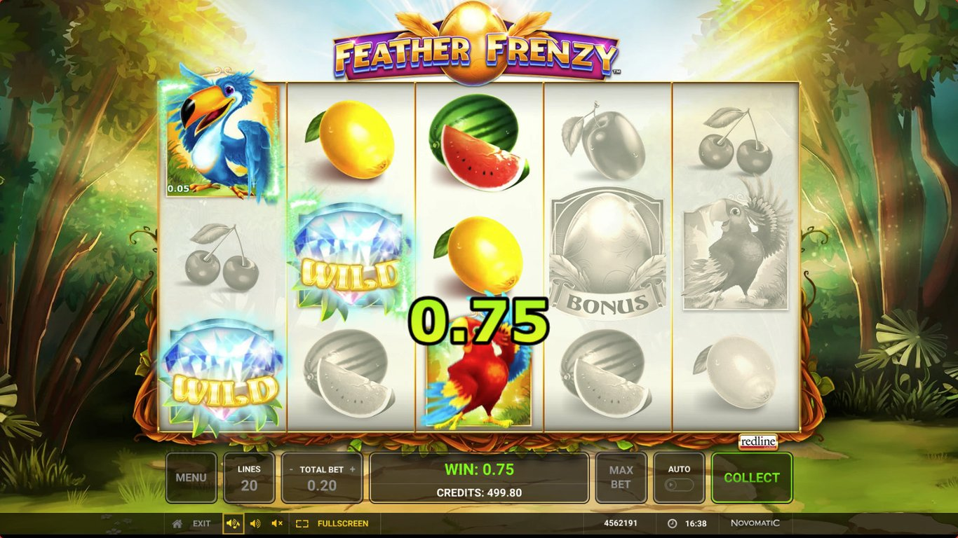 Feather Frenzy Slot Game