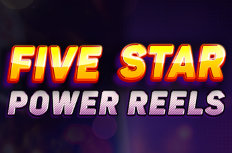 Five Star Power Reels Video Slot