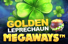 Golden Leprechaun Megaways Video Slot