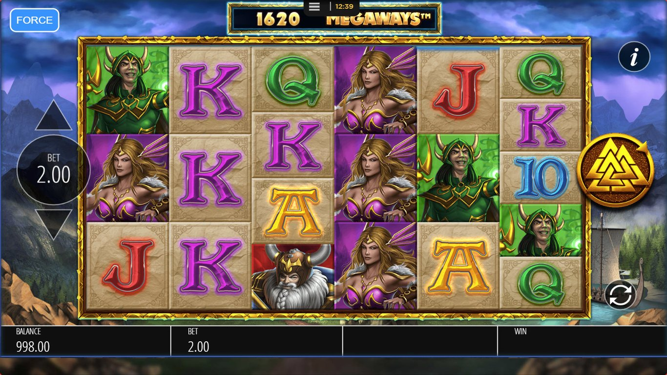 Lightning Strike Slot Game