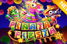 Piñata Fiesta Video Slot