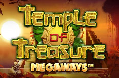 Temple of Treasure: Megaways Video Slot