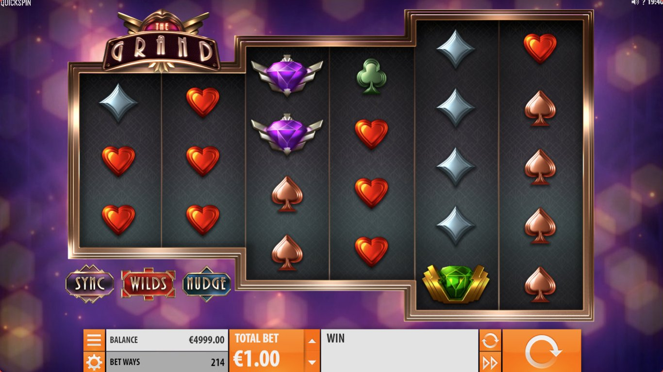 The Grand Slot Game