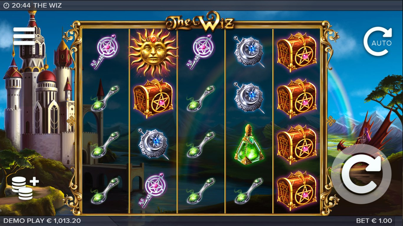 The Wiz Slot Game