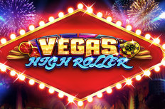 Vegas High Roller Video Slot
