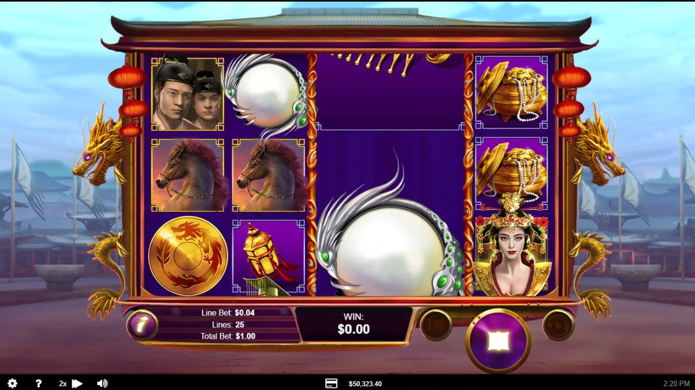 Wu Zetian Slot Game